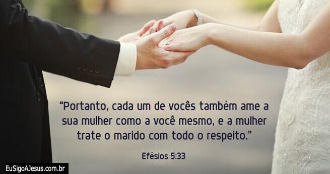 versículos para convite casamento
