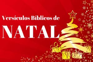versiculos biblicos sobre natal
